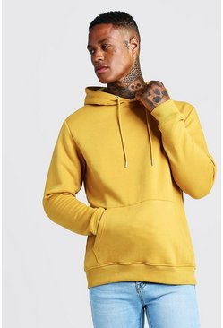 Honey Basic Over The Head Fleece Hoodie