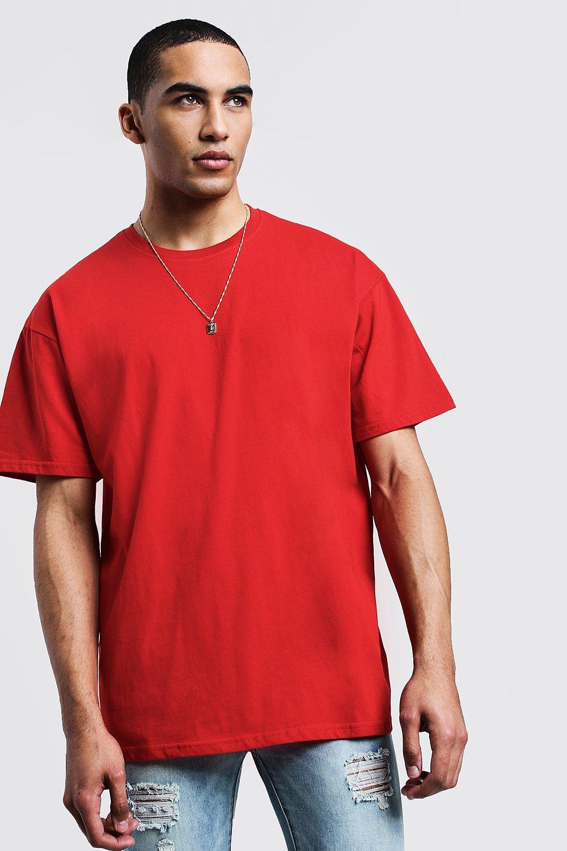 Oversized Crew Neck T-Shirt