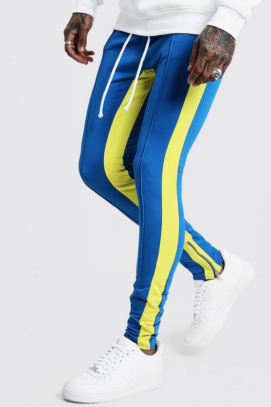 Tricot MAN Skinny Joggers With Side Panel