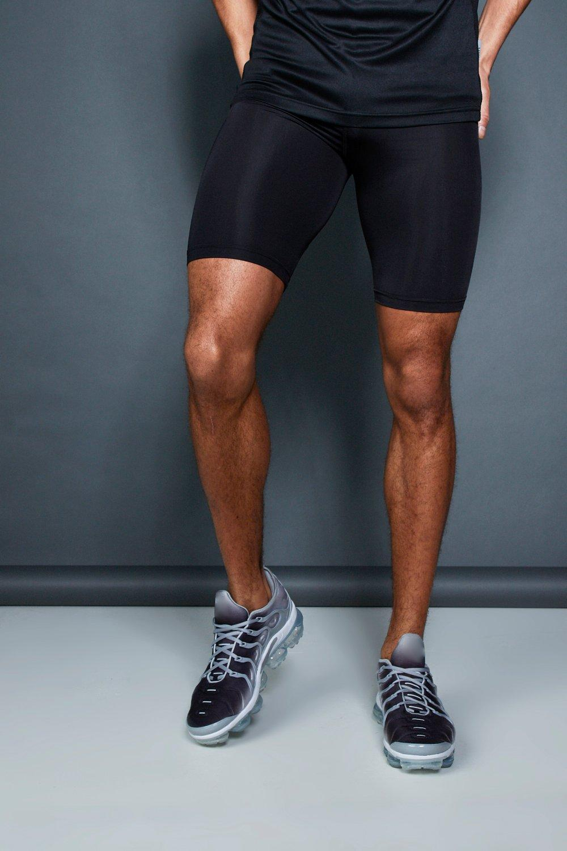 Active MAN Waistband Short Gym Tight