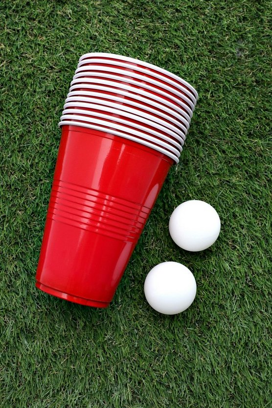 Red Cup Beer Pong