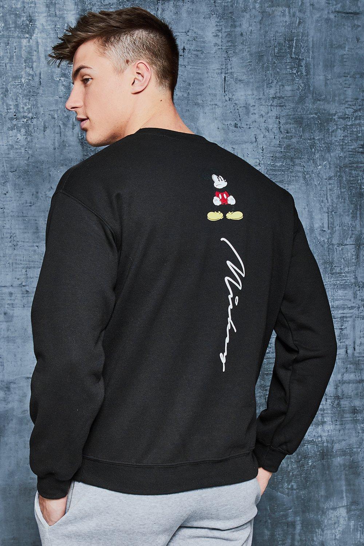 Disney Oversized Front & Back Print Sweater