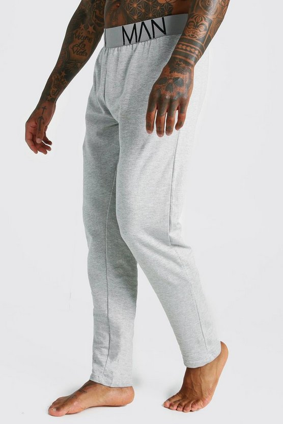 Grey marl MAN French Terry Lounge Pants