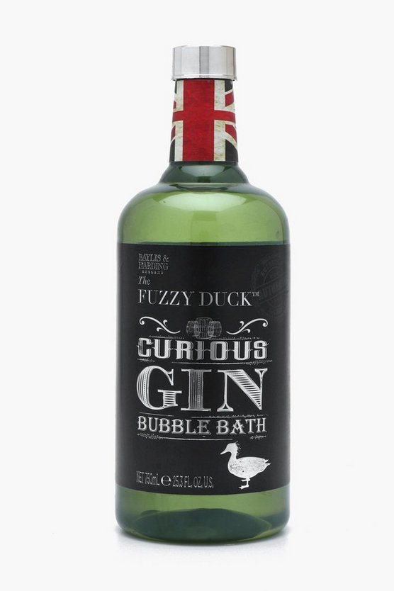 Fuzzy Duck Mens Gin Bubbles
