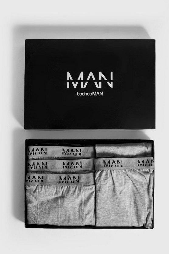 Boxer & Lounge Pants MAN Branded Gift Box