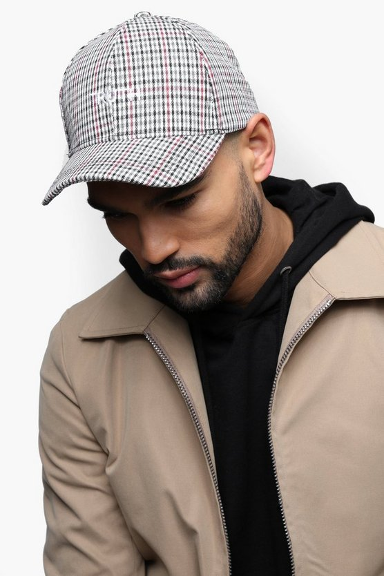 Brown Truth Embroidered Cap