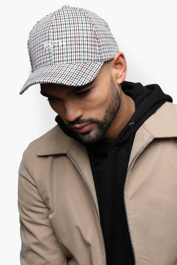 Mens Brown Truth Embroidered Cap