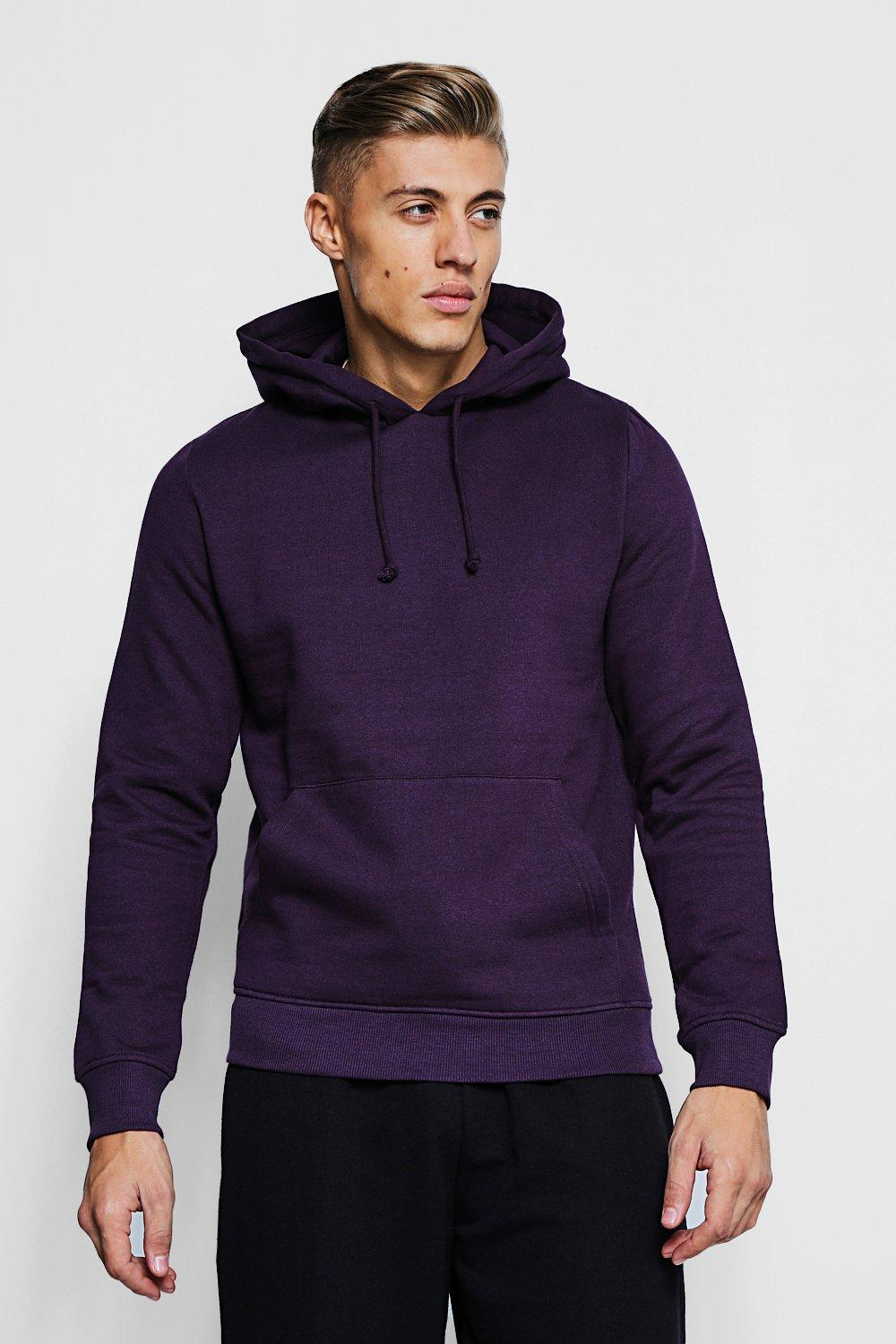 Basic Over The Head Hoodie