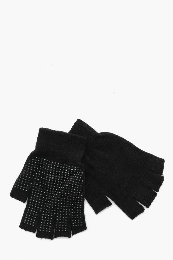 Thermal Fingerless Gloves