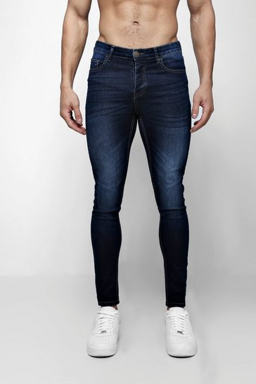 50afac4b Mens Jeans | Shop Jeans For Men | boohoo