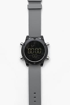 Chunky Sports Digi Watch