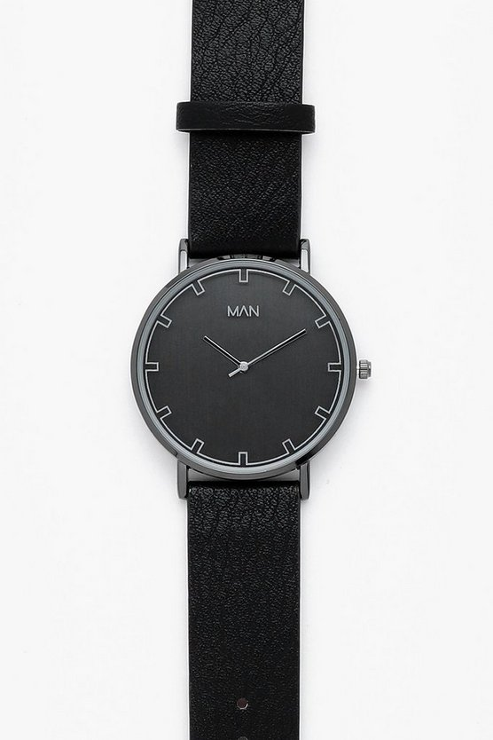 Triple Black Watch