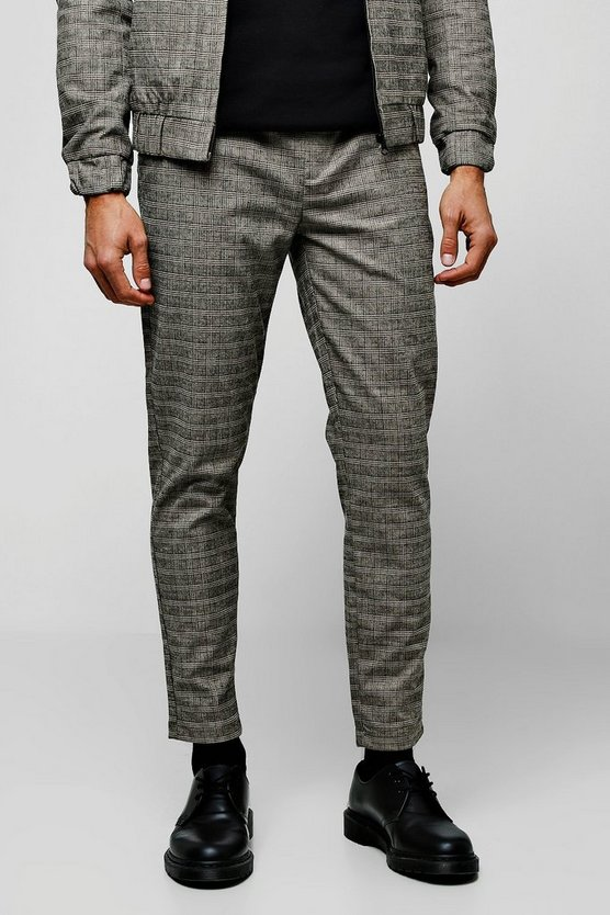 Heritage Mini Check Smart Jogger Co-ord