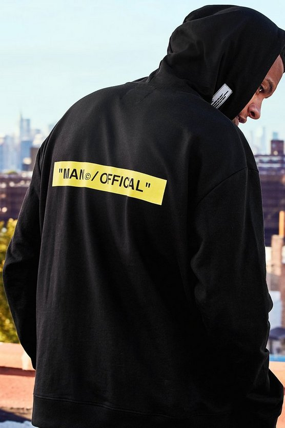 MAN Certified Hooded Tracksuit