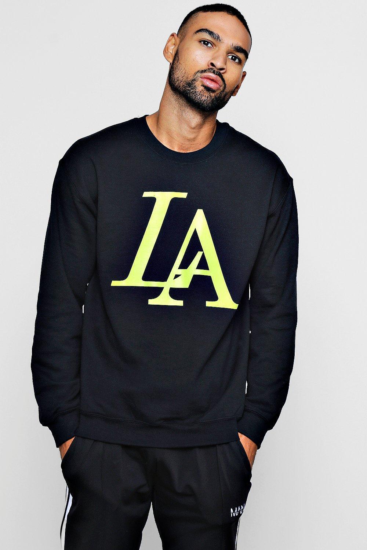 LA Neon Sweatshirt