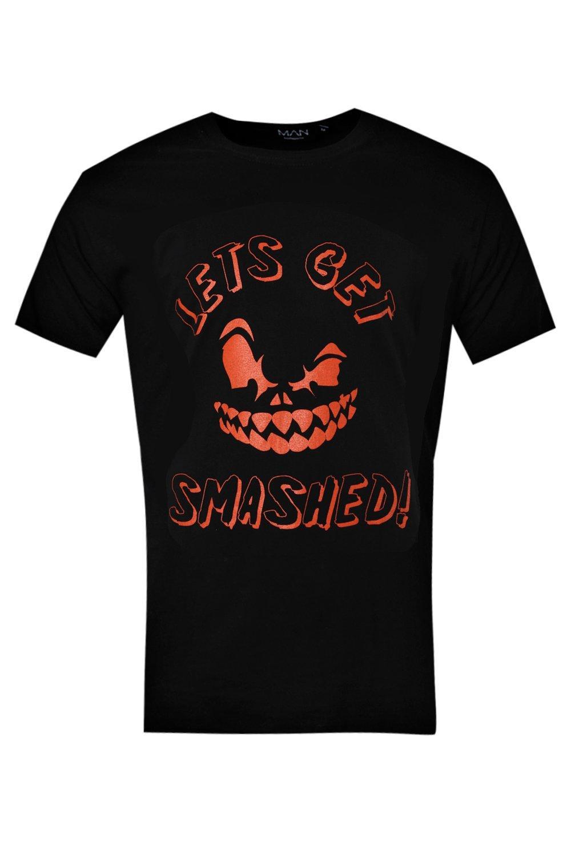 Get Big amp; Shirt Tall Smashed Lets T black qqSxtTawnp