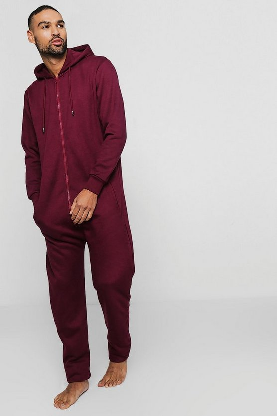 Zip Through Onesie