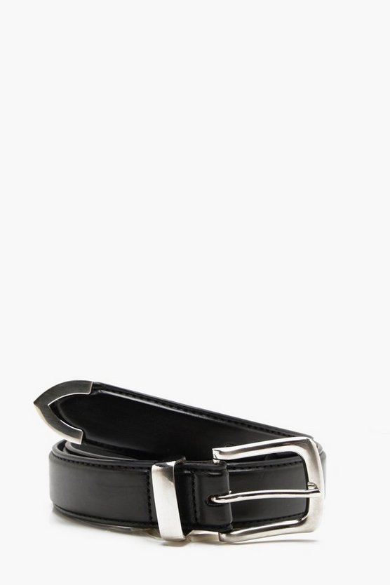 Metal Tip Fashion Belt