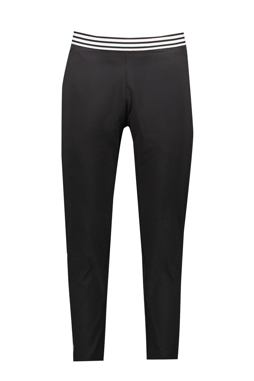 With Jogger Gym Tape MAN Side Active black qgt7wzSx