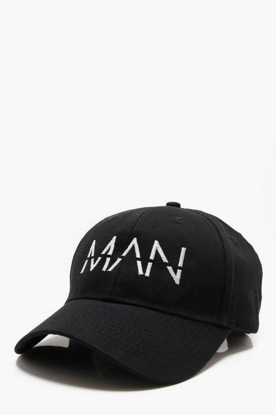 Original Man Embroidered Cap