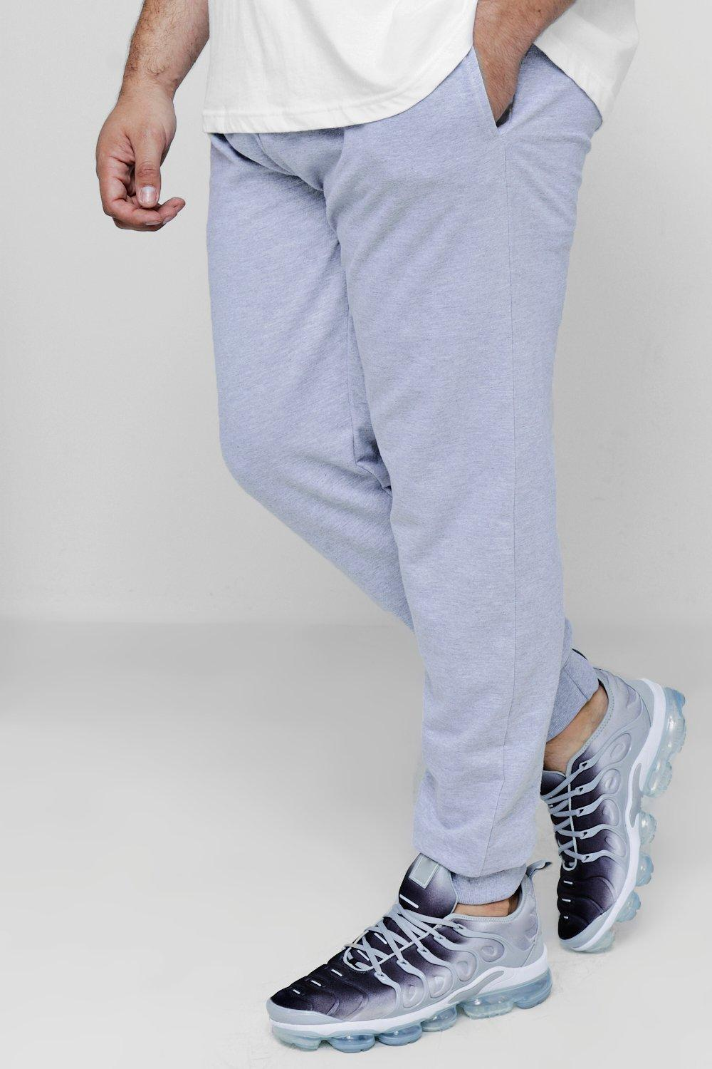 And marl Joggers MAN Tall grey Big HdSpCqwUq