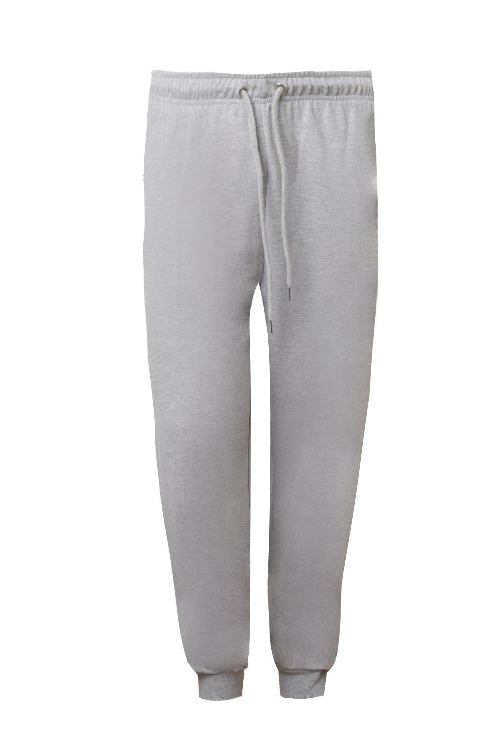 Joggers MAN marl grey And Tall Big ZqwCBfazn