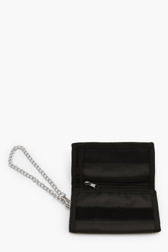 Rip Tape Belt Chain Wallet