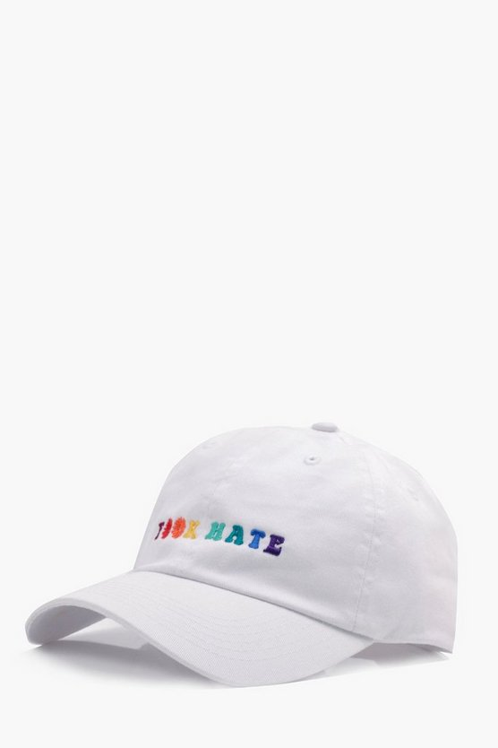 Pride F**k Hate Enzyme Wash Cap