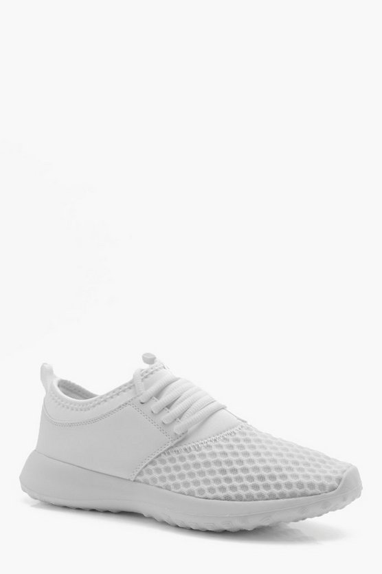 Neoprene Sock Detail Trainer