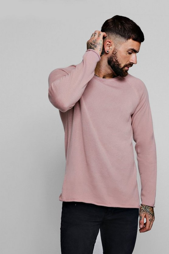 Fine Gauge Knit Jumper