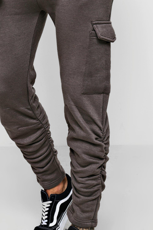 correr de gris combate Pantalones skinny pizarra de qzxnw5dwv