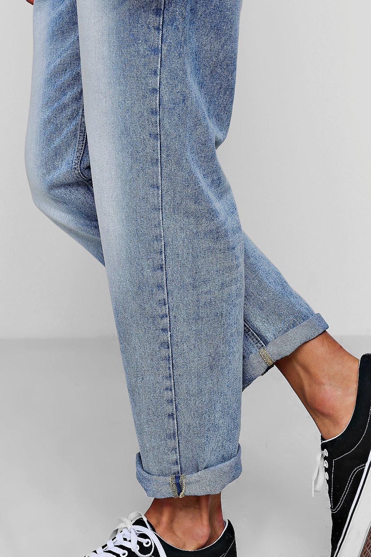 Jean Loose Fit wash Grazer vintage Ankle Washed xC7xwRqO6