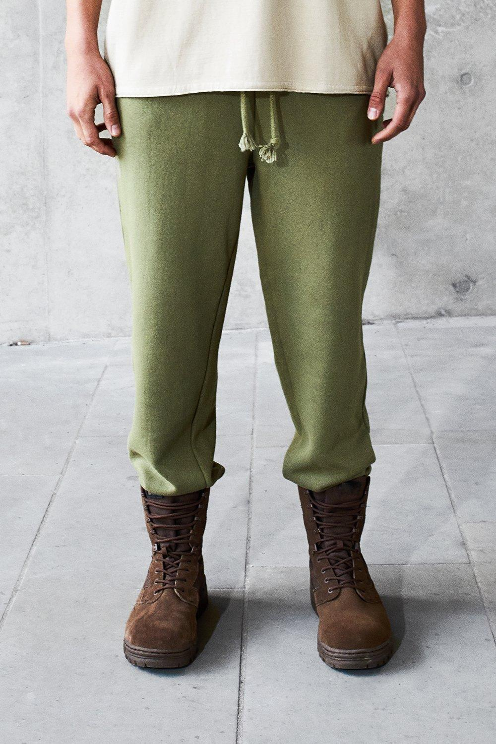 sage Loose Joggers Fit Wash Heavyweight qwFfp8