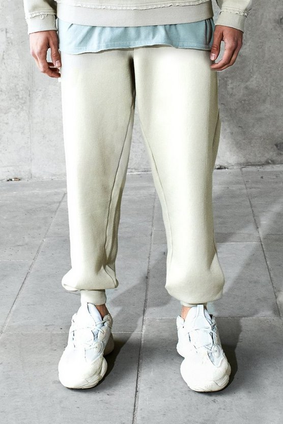 Loose Fit Heavyweight Wash Joggers