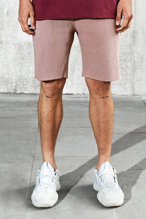 Loose Fit Heavyweight Wash Short