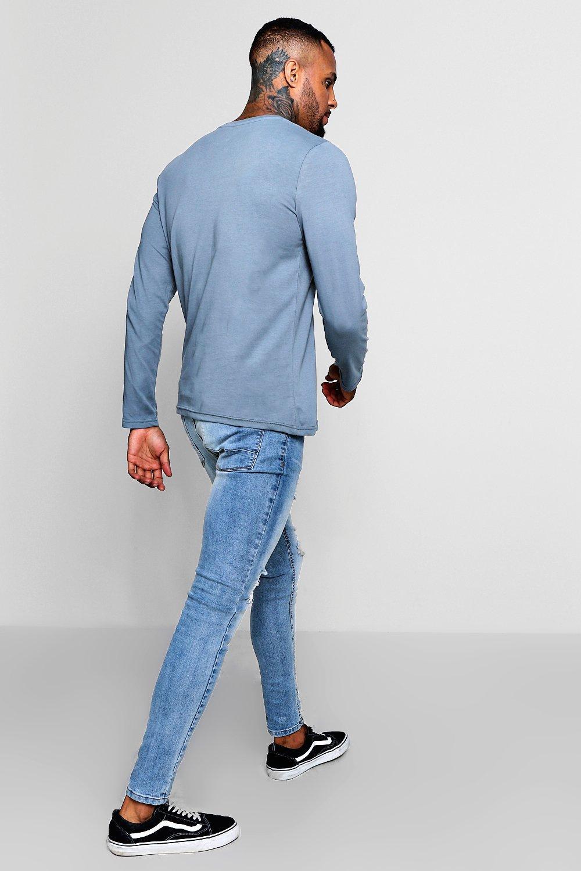 en colores con Pantalones punto slim en azul bloque de de correr polar aguamarina CxzCH6q