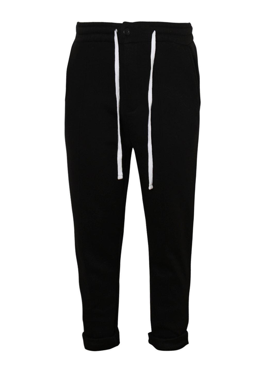Fleece black Jersey Fleece Jersey Jogger Cropped Cropped Fleece Jogger Jersey black Cropped zw6FxI8UqI
