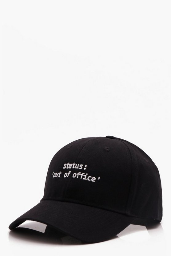 Status Out Of Office Basic Cap