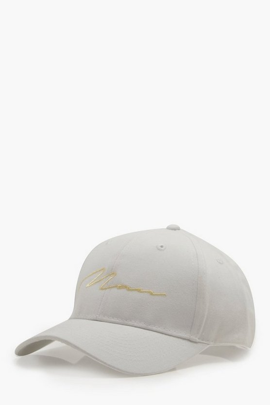 Lemon Man Embroided Cap