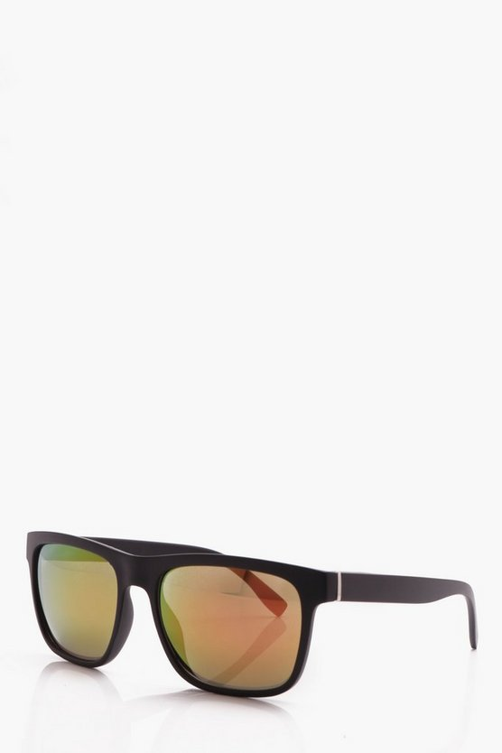 Orange Retrol Sunglasses