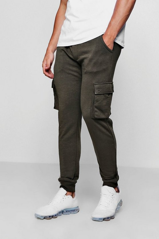Jersey Cargo Joggers