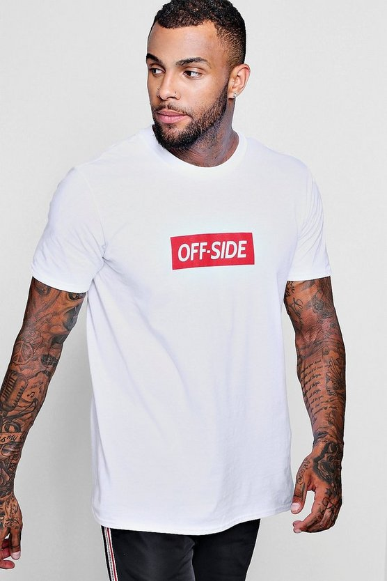 Off Side Oversized T-Shirt