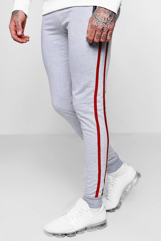 Super Skinny Side Tape Joggers
