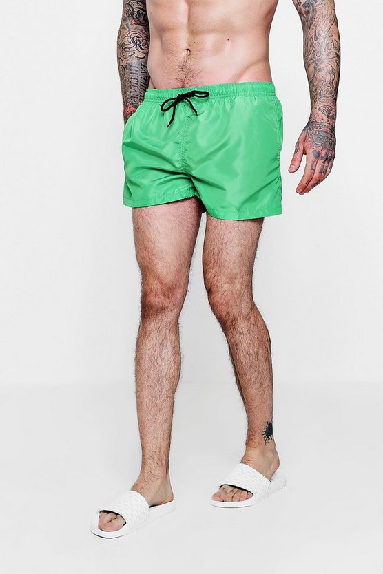 Extreme Short Length Swim Short