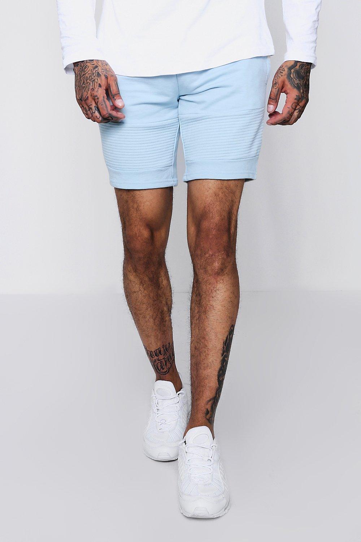 Skinny Fit Biker blue Skinny Fit Shorts Shorts Skinny blue Fit blue Shorts Biker Biker vpUZp