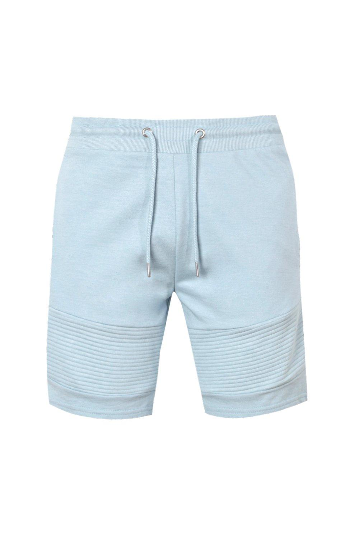Biker blue Shorts Biker Fit Skinny Skinny zxRqdOZq