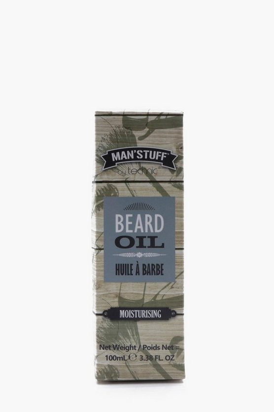 Man Stuff Beard Oil