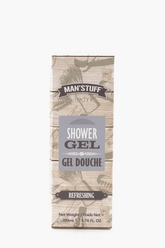 Man Stuff Shower Gel
