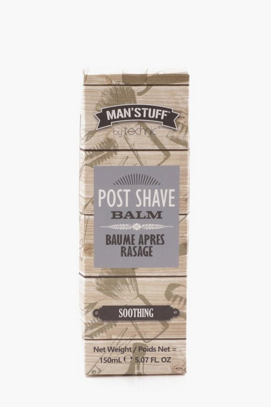 Man Stuff Post Shave Balm