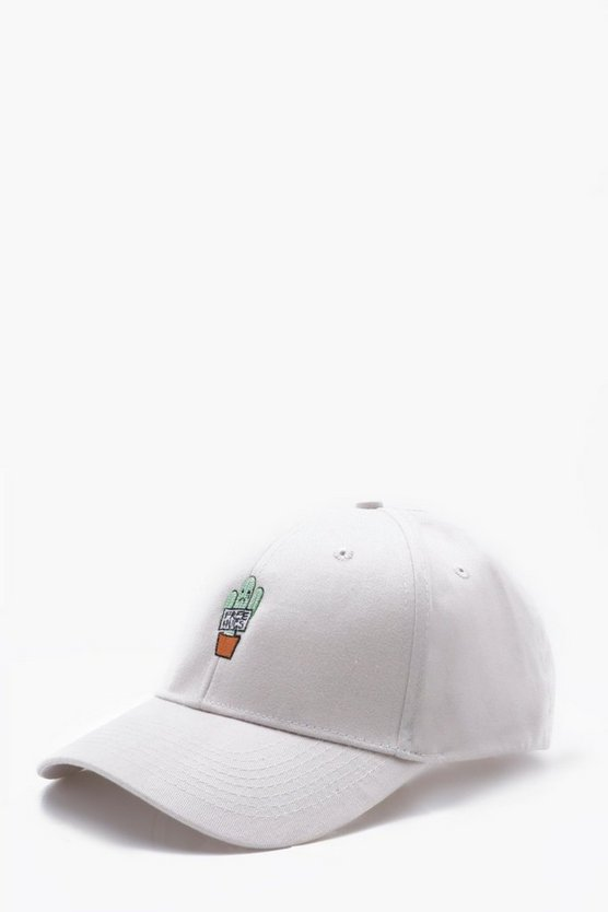 Cactus Cartoon Cap